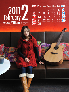 YUI-net mobile wallpapers  Feb2011?Mode=WP