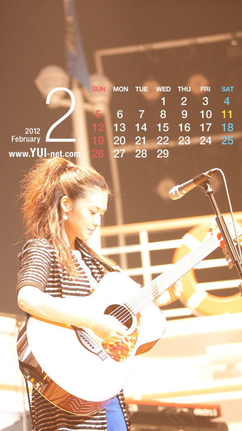 YUI-net mobile wallpapers  Feb2012_l?Mode=WP