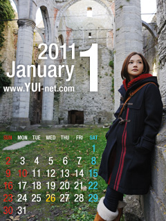 YUI-net mobile wallpapers  Jan2011?Mode=WP