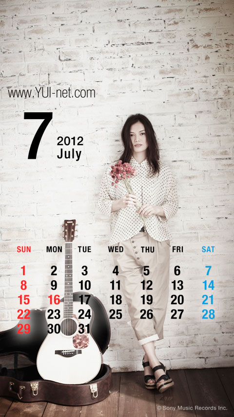 YUI-net mobile wallpapers  Jul2012_l?Mode=WP