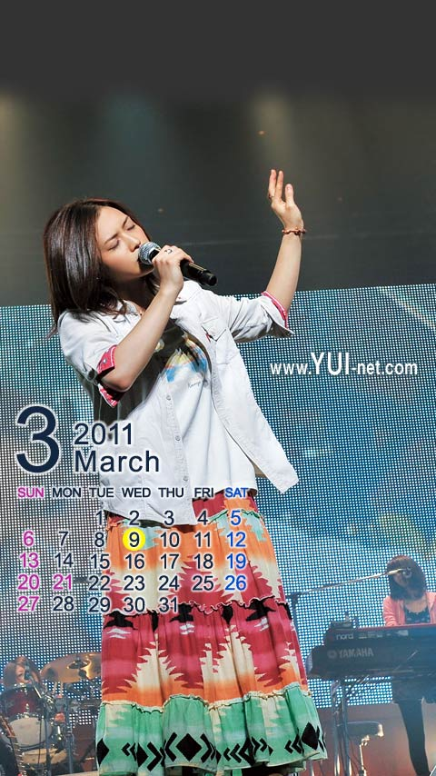 YUI-net mobile wallpapers  Mar2011_l?Mode=WP