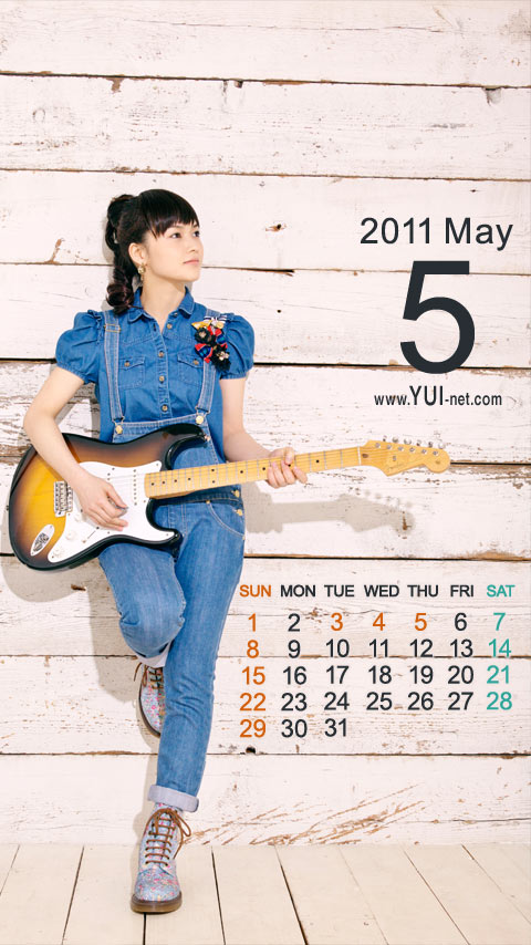 YUI-net mobile wallpapers  May2011_l?Mode=WP