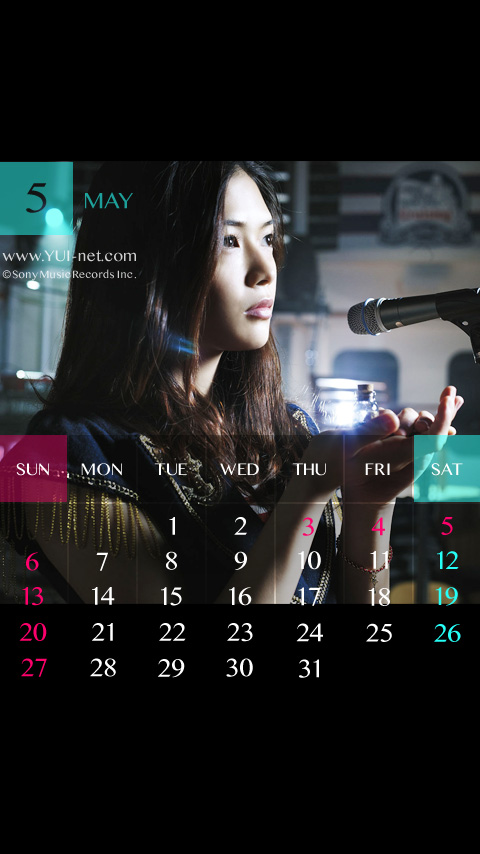 YUI-net mobile wallpapers  May2012_l?Mode=WP