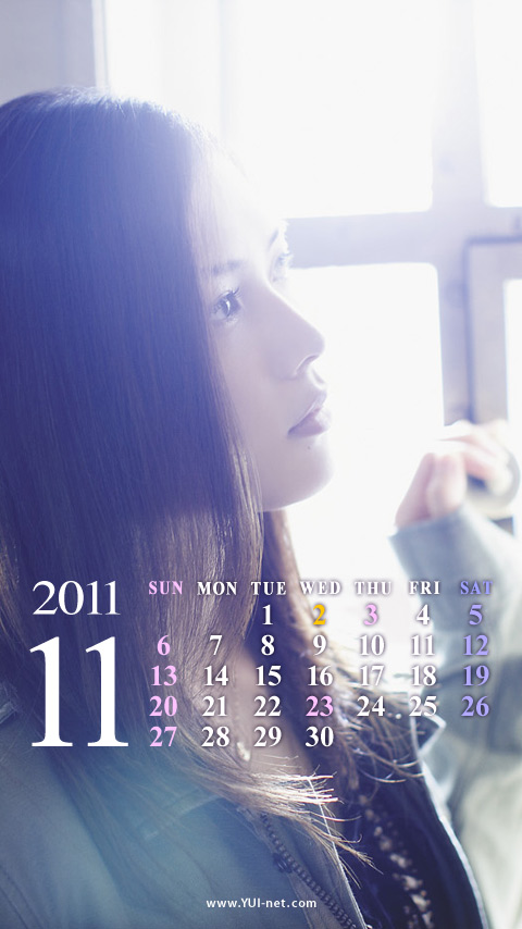 YUI-net mobile wallpapers  Nov2011_l?Mode=WP